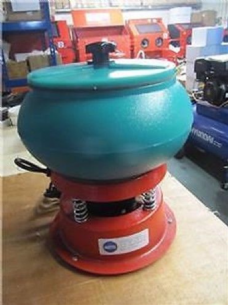 "250mm Vibratory Tumbler Parts Cleaner / Polisher 20KG Capacity Model 10""-SP-B"